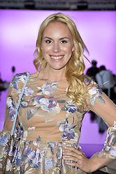 July 2, 2018 - Berlin, Deutschland - Kathi Woerndl.LASCANA Fashion Show, Berlin, Germany - 02 Jul 2018 (Credit Image: © face to face via ZUMA Press)