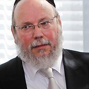 NLD/Den Haag/20100906 - Start Alfabetiseringsweek met installatie forum A tot Z, rabbijn Raphael Evers