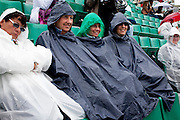 Roland Garros. Paris, France. 27 Mai 2010..Les matchs sont interrompus par la pluie...Roland Garros. Paris, France. May 27th 2010..Rain interrupts matches..