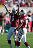 NFL-San Francisco 49ers at Arizona Cardinals-Oct. 26, 2003