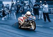Motorcycle race National Guard Memphis Motorsports Park