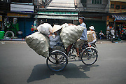 Ho Chi Minh City (Saigon), Vietnam. .March 16th 2007.