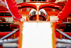 August 24, 2018 - Spa-Francorchamps, Belgium - Motorsports: FIA Formula One World Championship 2018, Grand Prix of Belgium, .#5 Sebastian Vettel (GER, Scuderia Ferrari) (Credit Image: © Hoch Zwei via ZUMA Wire)