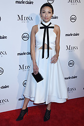 """Sydelle Noel at 2018 Marie Claire """"Image Makers Awards"""" held at the Delilah LA on January 11, 2018 in West Hollywood, CA. Janet Gough/AFF-USA.com. 11 Jan 2018 Pictured: Jeannie Mai. Photo credit: MEGA TheMegaAgency.com +1 888 505 6342"""
