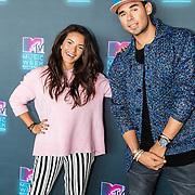 NLD/Amsterdam/20160901 - Nieuwe MTV ambassadeurs EMA 2016 Rotterdam,