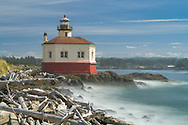 Coquile River Lighthouse, Bandon, OR