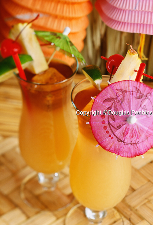 Mai Tai, tropical rum drink, Hawaii