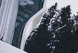31.12.2019, Olympiaschanze, Garmisch Partenkirchen, GER, FIS Weltcup Skisprung, Vierschanzentournee, Garmisch Partenkirchen, Qualifikation, im Bild Daniel Andre Tande (NOR) // Daniel Andre Tande of Norway during his qualification Jump for the Four Hills Tournament of FIS Ski Jumping World Cup at the Olympiaschanze in Garmisch Partenkirchen, Germany on 2019/12/31. EXPA Pictures © 2019, PhotoCredit: EXPA/ JFK