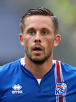 Uefa - World Cup Fifa Russia 2018 Qualifier / <br /> Iceland National Team - Preview Set - <br /> Gylfi Sigurdsson