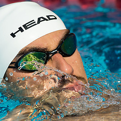 20140802: SLO, Swimming - Damir Dugonjic during training session prior to the European Championship