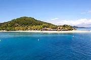 Castaway Island Resort, Qalito Island, Mamanucas, Fiji, beach