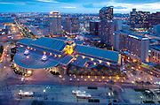Louisiana, New Orleans, Harrah's Casino, Canal Street