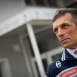 20110401: SLO, Alpine Skiing - Portrait of coach Vlado Makuc