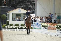 Werth, Isabell (GER), Don Johnson FRH<br /> Hagen - CDIO Nationenpreis Dressur 2015<br /> Grand Prix Special<br /> © www.sportfotos-lafrentz.de/Stefan Lafrentz