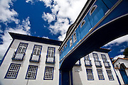 Diamantina_MG, Brasil...Casa da Gloria e Passadico em Diamantina...The Casa da Gloria and Passadico in Diamantina...Foto: JOAO MARCOS ROSA /  NITRO