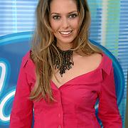 NLD/Baarn/20051229 - Persconferentie finalisten Idols 2005, Marescha