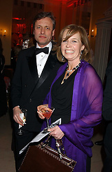 COUNT & COUNTESS VON CELSING at A Riot - 1930's evening in aid of Great Ormand Street Hospital held at Claridge's, Brook Street, London on 31st January 2006.<br /><br />NON EXCLUSIVE - WORLD RIGHTS