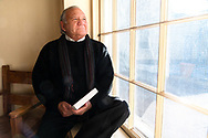 Author and speaker Barry Cooney is seen here in Santa Fe, New Mexico, where he makes his home. Photos by Thomas Graves