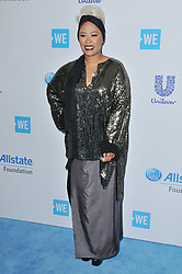 Emeli Sande arrives at We Day California 2017 held at The Forum in Inglewood, CA on Thursday, April 27, 2017. (Photo By Sthanlee B. Mirador) *** Please Use Credit from Credit Field ***