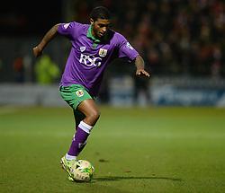 Bristol City's Karleigh Osborne  - Photo mandatory by-line: Alex James/JMP - Mobile: 07966 386802 - 10/03/2015 - SPORT - Football - Yeovil - Huish Park - Yeovil Town v Bristol City - Sky Bet League One