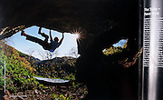 Spread, VG Peak Bouldering Guidebook