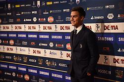 December 3, 2018 - Milan, Italy - Juventus player Paulo Dybala during the 'Oscar Del Calcio AIC' Italian Football Awards on December 3, 2018 in Milan, Italy. (Credit Image: © Andrea Diodato/NurPhoto via ZUMA Press)