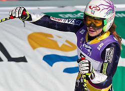 08.02.2011, Kandahar, Garmisch Partenkirchen, GER, FIS Alpin Ski WM 2011, GAP, Lady Super G, im Bild Laurenne ROSS (USA) // Laurenne ROSS (USA) during Women Super G, Fis Alpine Ski World Championships in Garmisch Partenkirchen, Germany on 8/2/2011, 2011, EXPA Pictures © 2011, PhotoCredit: EXPA/ J. Feichter