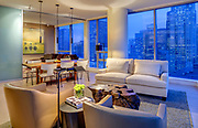 Condo designed by Nancy Burfiend of nbdesigngroup.net in the 1521 building in Seattle, WA USA