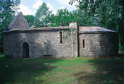 AE2KPD Ancient saxon church Cockley Cley Norfolk England