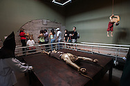 At the Museum of the Inquisition