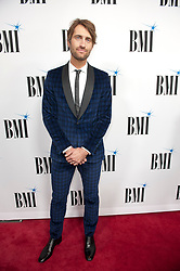 Nov. 13, 2018 - Nashville, Tennessee; USA - Musician RYAN HURD attends the 66th Annual BMI Country Awards at BMI Building located in Nashville.   Copyright 2018 Jason Moore. (Credit Image: © Jason Moore/ZUMA Wire)