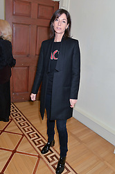 MARY McCARTNEY at a private view of Chris Stein/Negative: Me, Blondie And The Advent Of Punk, held at Somerset House, The Strand, London on 5th November 2014.