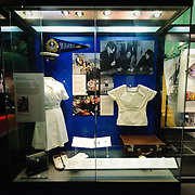 Women in the Australian Navy exhibit at the Australian National Maritime Museum