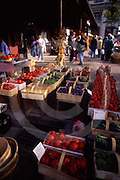 Fresh produce at Meadville market, Crawford Co., NW PA