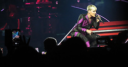 AU_1279949 - Perth, AUSTRALIA  -  Pink performs at the Perth Arena in Perth, Western Australia<br />