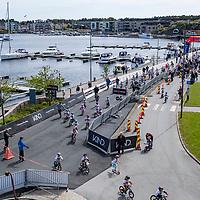 Mandal er målby for Tour of Norway sykkelritt etappe 2: Kvinesdal - Mandal. Her går Tour Of Norway for kids av stabelen før hovedrittet.