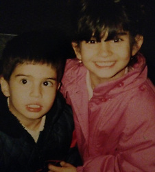 """Shermine Shahrivar releases a photo on Instagram with the following caption: """"Mini Me #memories #family #time #myheart #brotherandsister \ud83e\uddf8\ud83e\uddf8"""". Photo Credit: Instagram *** No USA Distribution *** For Editorial Use Only *** Not to be Published in Books or Photo Books ***  Please note: Fees charged by the agency are for the agency's services only, and do not, nor are they intended to, convey to the user any ownership of Copyright or License in the material. The agency does not claim any ownership including but not limited to Copyright or License in the attached material. By publishing this material you expressly agree to indemnify and to hold the agency and its directors, shareholders and employees harmless from any loss, claims, damages, demands, expenses (including legal fees), or any causes of action or allegation against the agency arising out of or connected in any way with publication of the material."""
