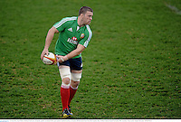 10 June 2013; Sean O'Brien, British & Irish Lions, during the captain's run ahead of their game against Combined Country on Tuesday. British & Irish Lions Tour 2013, Captain's Run, Number 2 Sports Ground, Newcastle, NSW, Australia. Picture credit: Stephen McCarthy / SPORTSFILE
