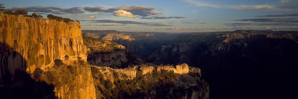 MEXICO, NORTH, CHIHUAHUA Copper Canyon or Barranca del Cobre