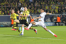 30-04-2013 VOETBAL: UEFA CL SEMI FINAL BORUSSIA DORTMUND - REAL MADRID: DORTMUND <br />
