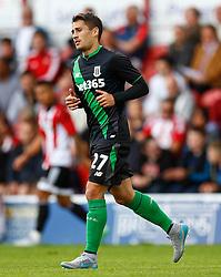 Bojan Krkic of Stoke City - Mandatory by-line: Jason Brown/JMP - Mobile 07966 386802 25/07/2015 - SPORT - FOOTBALL - Brentford, Griffin Park - Brentford v Stoke City - Pre-Season Friendly