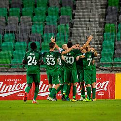 20170812: SLO, Football - Prva liga Telekom Slovenije 2017/18, NK Olimpija vs NK Rudar