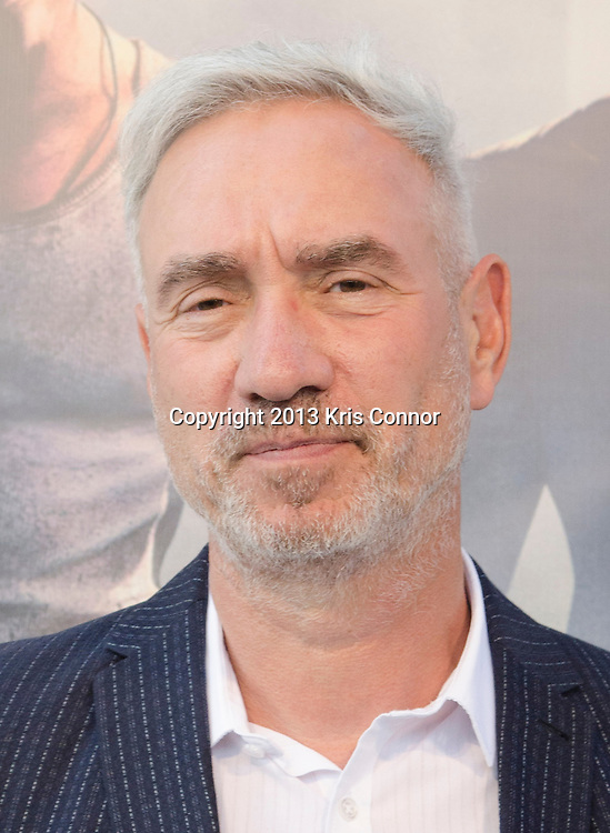WASHINGTON DC JUNE 21: Director Roland Emmerich poses on the red carpet during the DC premiere of White House Down at AMC Georgetown in Washington DC on June 21, 2013.<br /> Photo by Kris Connor/Sony Pictures