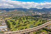 Golf Course, Honolulu Hawaii