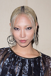 Soo Joo Park arriving the Chanel 'Code Coco' Watch Launch Party as part of the Paris Fashion Week Womenswear Spring/Summer 2018 on October 3, 2017 in Paris, France, October 03 2017. Photo by Nasser Berzane/ABACAPRESS.COM