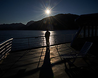 Images from the deck of the MV Columbia. Alaska Marine Highway Ferry transiting the Inside Passage from Washington to Alaska. Image taken with a Nikon D3 camera and 24-70 mm f/2.8 lens.