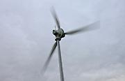 Wind turbine technology, ecofriendly energy production, England