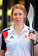 Caversham, Great Britain,  Rachel GAMBLE-FLINT, GB Rowing media day at the Redgrave Pinsent Rowing Lake. GB Rowing Training centre. Wednesday  27/02/2013    [Mandatory Credit. Peter Spurrier/Intersport Images]