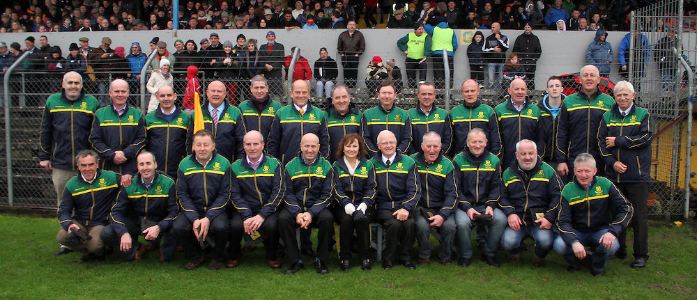 10/11/13  The 25 year team were at the Senior Hurling County Final in Cusack Park. Pic Tony Grehan / Press 22