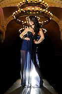 26/01/2011 Ghillie Dhu Fashion with Carolyn Baxter.<br /> Pic Neil Hanna